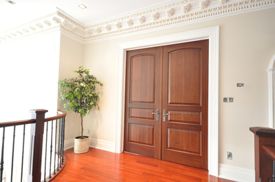 Doors services design manufacture install cabinetry millwork kitchener waterloo for Interior doors installation services